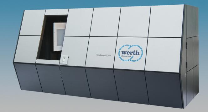 TomoScopeHV多功能检测系统、X射线断层扫描坐标测量机